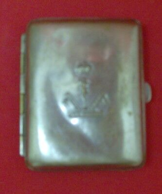 WW 1 cigarette case