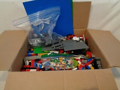 Mixed lot of 12 Pounds of Lego Parts & Pieces