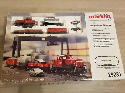 "Märklin Digital 29231 Start-Set ""Güterzug"" OVP"
