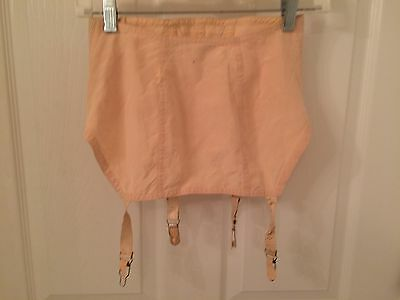 vintage 1940's garter belt, Penney's Adonna, as is