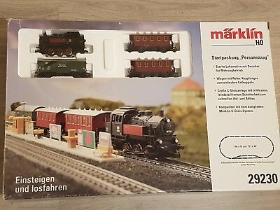 "Märklin Digital 29230 Start-Set ""Personenzug"" OVP"