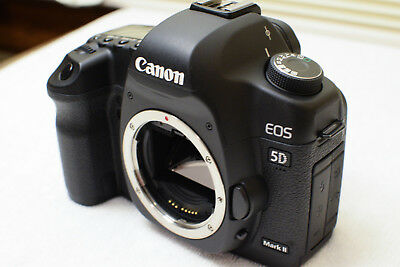 Canon EOS 5D Mark II (Body Only) *Only 1855 Shutters*