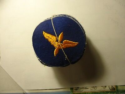 WW 2 U.S. Army Air corps Cadet Patch in Felt lot of 20. #4