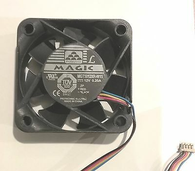 MAGIC MGT5012XR-W15 12V 0.20A 4wires cooling fan Universal Acer Veriton L670G