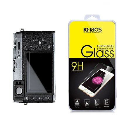 Khaos For Fujifilm Fuji XF100 X100T Tempered Glass Screen Protector