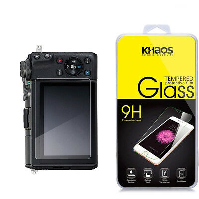 Khaos For Canon EOS M100 Tempered Glass Screen Protector