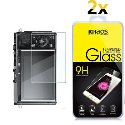 2-Pack Khaos For Nikon J4 J5 Tempered Glass Screen Protector