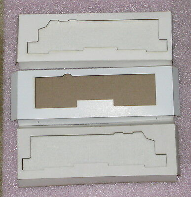 Lionel HO '57 FM Diesel ABA inserts, Reproduction