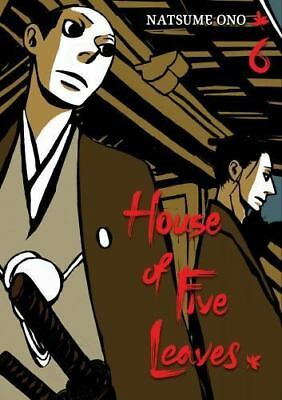 House of Five Leaves, Vol. 6 by Ono, Natsume