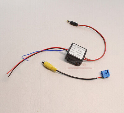 Time Delay Filter Device For RCD330 Fitted with Rear View Camera