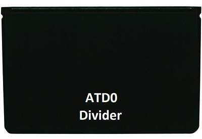 ATD0 Pack of 24 Dividers (L-R) for VISIPLAS Parts Tray AT40