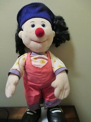 "Big Comfy Couch Loonette ""Molly's Friend"" Plush Doll 21"""