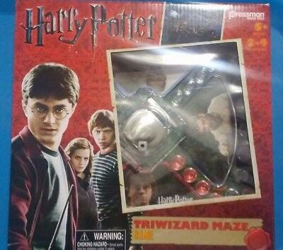 Harry Potter Triwizard Maze Game Goblet of Fire RARE