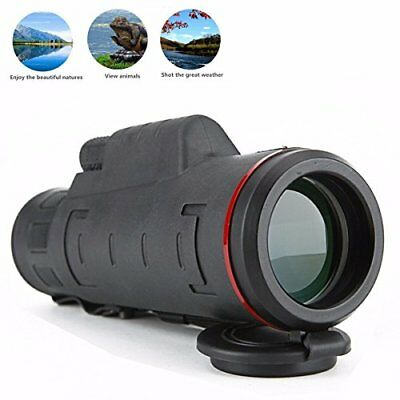 Cell Phone Telescope CAMTOA Universal Telephoto Lens,Spotting Scopes Monocular++