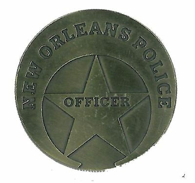 USA: Coin New Orleans Police Officer - Saint Michael