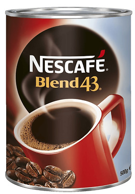 Nestle NESCAFE BLEND 43 INSTANT COFFEE – 500g Or 1Kg