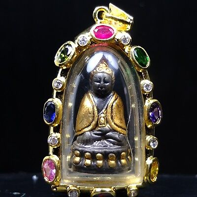 Phra Kring Pavares,Wat Bowanniwet Gold,Thai Buddha year 2487 ,beautiful!#1