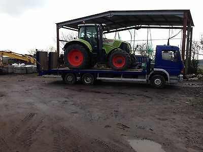 Forklift Fork Lift Delivery Transport Haulage  Non Runner