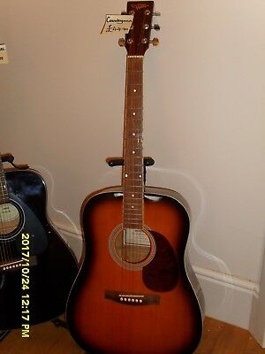 HOHNER  COUNTRYMAN.  Acoustic guitar Countryman 6 string from Hohner