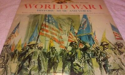 American Heritage Records / World War 1 / 1964