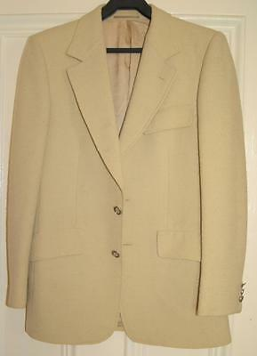 "Aquascutum Wool & Worsted Jacket True Vintage c1960/70's Chest 36"" Length 30"""