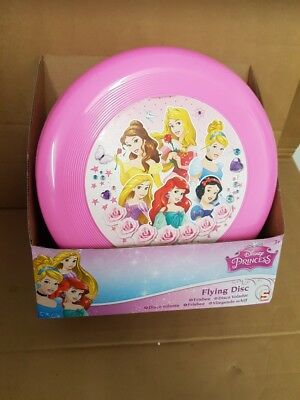 WHOLESALE JOB LOT 48 x BRAND NEW DISNEY PRINCESS FLYING DISC FRISBEE NOT PALLET