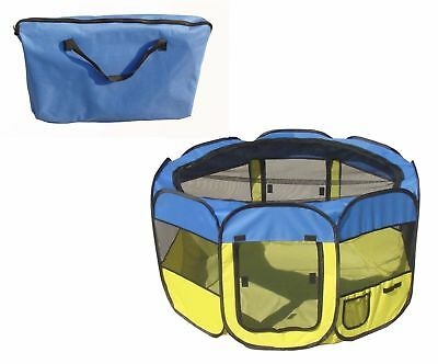 All-Terrain' Lightweight Easy Folding Wire-Framed Collapsible Travel Playpen