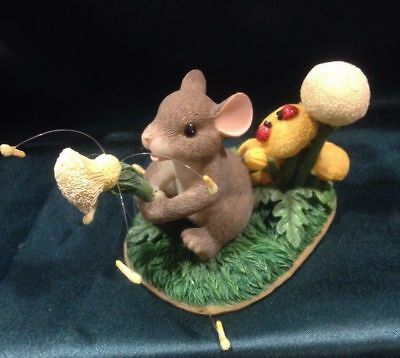 Charming Tails By Dean Griff - Nib-Valentine's Day- Dandelion Wishes
