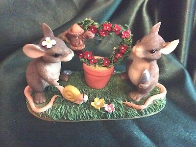 Charming Tails By Dean Griff - Nib - Valentine's Day - Keeping Our Love Alive