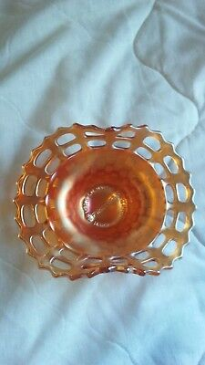 Fenton Marigold Miller's Furniture Advertising Open Edge Basket