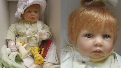 "Hildegard Gunzel Doll CHERISE By Gotz Dolls 22"" Beautiful German Made Doll"
