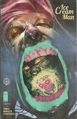 Ice Cream Man #1 B VARIANT  Image Comics NM FREE BOXED SHIPPING