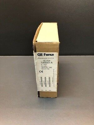 Ge Fanuc - Versamax I/o Interface For Qp Control - Ic754Tan001-A