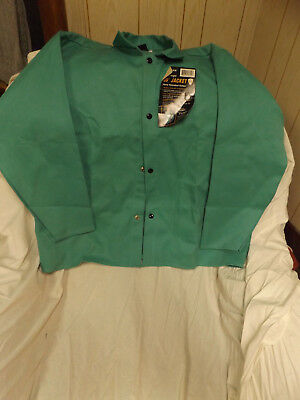 "tillman 30"" welding jacket XL"