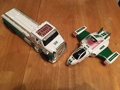 2014 HESS Space Cruiser & Carrier Truck w/Light and Sound  - 50th Anniversary