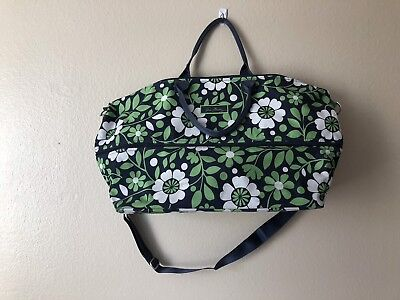 Vera Bradley Lighten Up Expandable Travel Carry On Bag in Lucky You