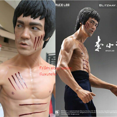 Blitzway 1/3 Bruce Lee The enter the dragon Statue Model Collection only one