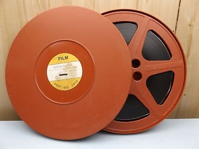 16mm FILM ADVENTURE SWISS ALPS IN SWITZERLAND SWISS TOURISM 1970's 187 metres