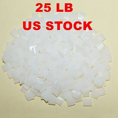 25 LBS Hot Melt Glue Pellets for Book Spine Binding Commercial Glue Adhesive