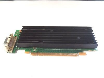 Dual VGA Monitor Nvidia Quadro DDR2 NVS 290 Video Graphics PCI Card 456137-001