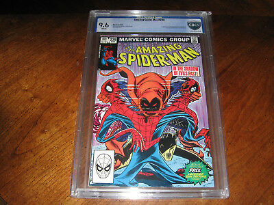 Amazing Spider-Man #238 CBCS NM+ 9.6 1st Hobgoblin! White Pages! Not CGC