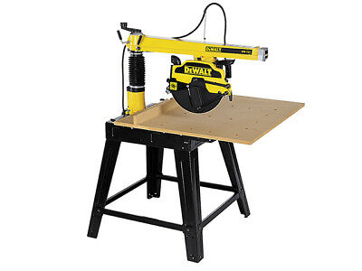 DEWALT DW721KN Radial Arm Saw 300mm 2000W 240V