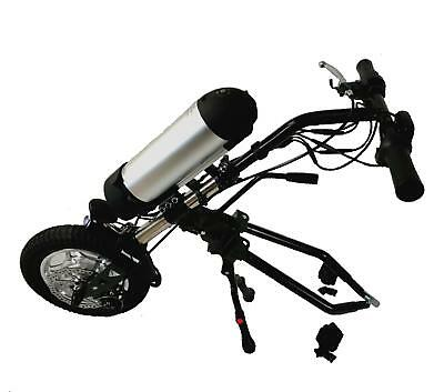 36V350W Electric Attachable Handcycle for Wheelchair with 9Ah Li-on Battery