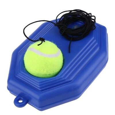 Tennis Ball Back Base Trainer Set Training Ball For Single Training Practice New