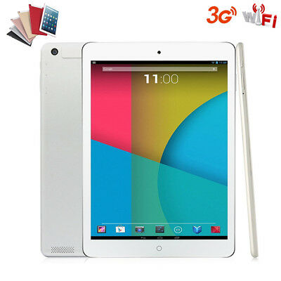 3G Tablet PC 9.7inch Phablet Octa-Core 4 + 64GB Android 6.0 Dual Camera Dual SIM