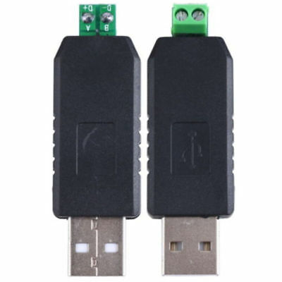 CH340 USB to RS485 USB-485 Converter Adapter For Win7 XP Vista Linux Mac Pip  gf