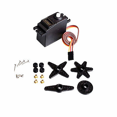 Big Torque Futaba S3003 Servo Motor Gear for Align T-R RC Helicopter ASS