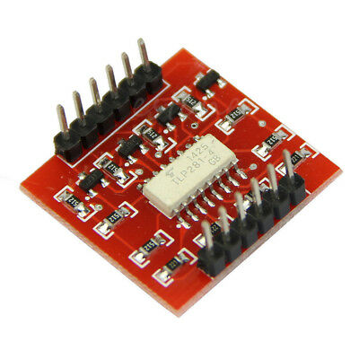 4-Channel Opto-isolator Module Arduino High/Low level Expansion Board ASS