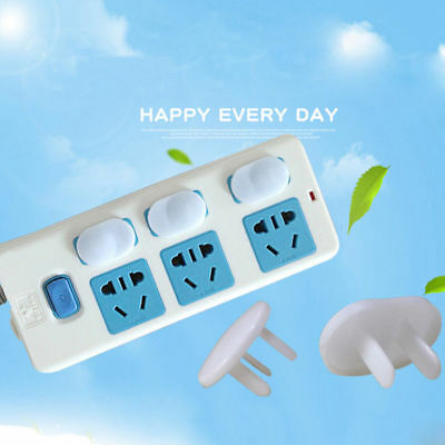 20/50/100PCS Electric Socket Outlet Safe Cover Guard Baby Kids Proofing Tool