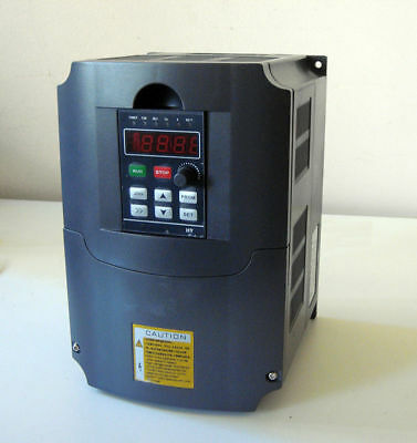 NEW 3KW HY Series Variable Frequency Drive VFD Inverter 4HP SVPWM RS485 220V